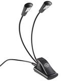 "Lessenaar-verlichting K&M 12245 ""Double4 LED Flexlight Set""_"