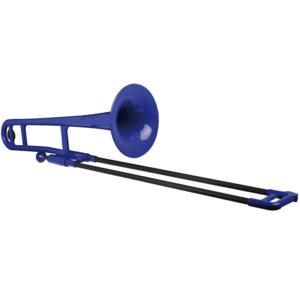 pBone Trombone (blauw)