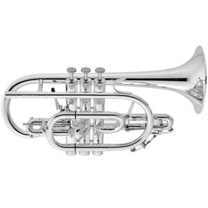 Geneva Symphony Cornet (verzilverd)