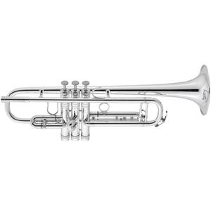Geneva Rod Franks Trompet (verzilverd)
